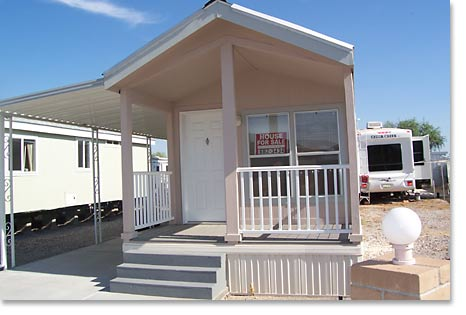 Valley Of The Sun Mobile Home Amp Rv Park Just North Of