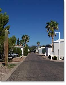 Mobile Home RV Park